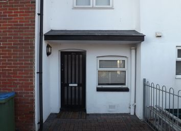 Thumbnail 1 bed terraced house to rent in Station Road, Park Gate, Southampton