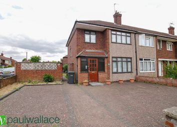 Thumbnail 3 bed end terrace house for sale in Landmead Road, Cheshunt, Waltham Cross
