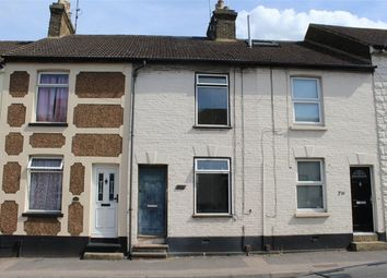 Thumbnail 3 bed terraced house for sale in Station Road, Rainham, Kent