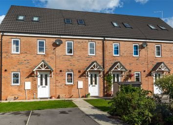 Thumbnail 3 bed terraced house for sale in Blackthorn Close, Selby, North Yorkshire