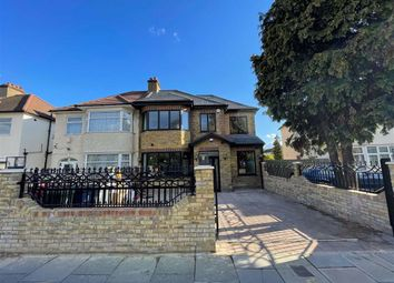 Thumbnail 4 bed semi-detached house for sale in Uxbridge Road, Southall, Middlesex
