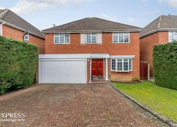 5 bed detached house for sale in Nicholas Road, Elstree, Borehamwood, Hertfordshire WD6
