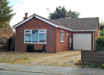 Thumbnail 2 bed detached bungalow for sale in Roman Bank, Gedney Dyke, Spalding