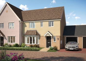 Thumbnail 3 bed semi-detached house for sale in Holloway Road, Heybridge, Maldon