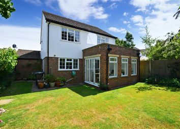 Thumbnail 4 bed detached house for sale in Cottenham Close, East Malling, Kent