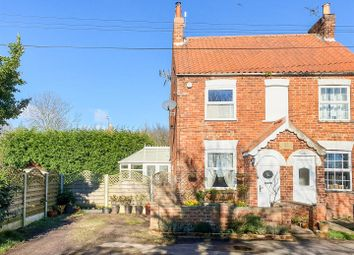 Thumbnail 2 bed semi-detached house for sale in Holmpton, Withernsea
