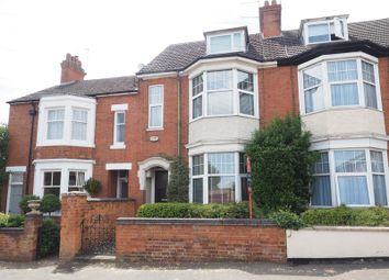 Thumbnail 4 bed terraced house for sale in Debdale Road, Wellingborough
