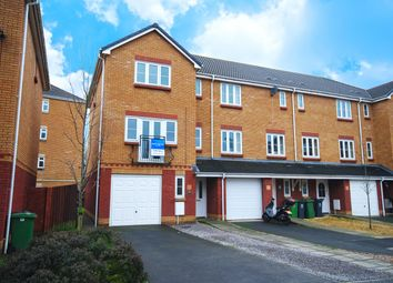 Thumbnail 4 bed town house for sale in Wyncliffe Gardens, Pentwyn, Cardiff