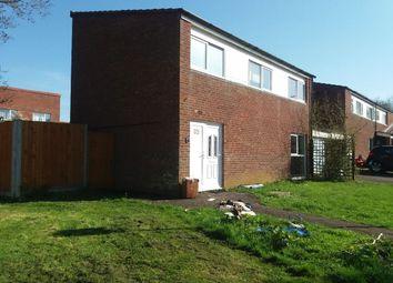Thumbnail 4 bed terraced house to rent in Freeman Close, Greenleys, Milton Keynes