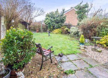 Thumbnail 3 bedroom end terrace house for sale in Longfields, Stevenage