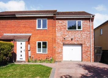 Thumbnail 3 bed semi-detached house for sale in Lawford Avenue, Little Stoke