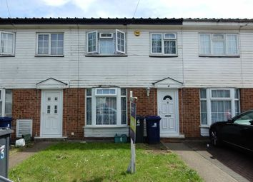 Thumbnail 3 bed terraced house for sale in Bixley Close, Southall, Middlesex