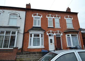 Thumbnail 3 bed terraced house for sale in Dovey Road, Moseley, Birmingham