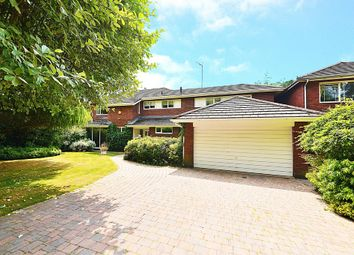Thumbnail 5 bed detached house for sale in Ravenswood, Augustus Road, Edgbaston