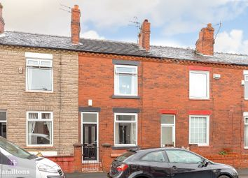 2 bed terraced house for sale in Oak Street, Leigh, Greater Manchester. WN7