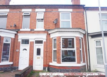 Thumbnail 3 bed terraced house for sale in Brooklyn Street, Cheshire East Borough, Cheshire