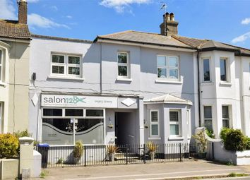 Thumbnail 4 bed terraced house for sale in South Street, Tarring, Worthing, West Sussex