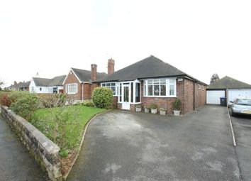 Thumbnail 4 bedroom detached bungalow for sale in Conway Road, Knypersley, Stoke-On-Trent