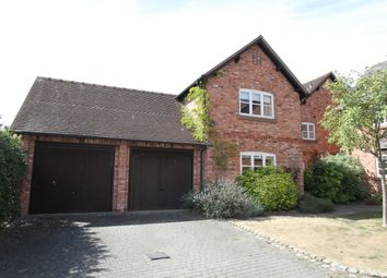 Thumbnail 4 bed detached house to rent in Burganey Court, Pulford, Chester