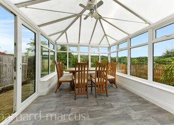 Thumbnail 4 bed end terrace house for sale in Ockleys Mead, Godstone