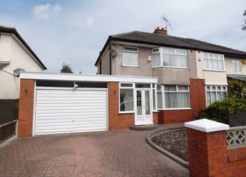 Thumbnail 3 bedroom semi-detached house for sale in Watling Avenue, Litherland, Liverpool
