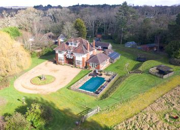 Hangersley, Ringwood BH24. 6 bed detached house