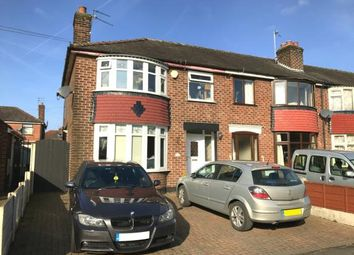 Thumbnail 3 bed end terrace house for sale in Manor Drive, Rudheath, Northwich, Cheshire