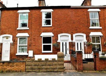Thumbnail 2 bed terraced house to rent in Victoria Terrace, Stafford