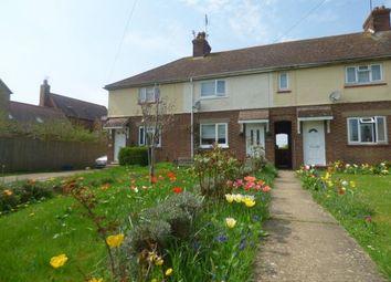 Thumbnail 3 bed terraced house for sale in Castlethorpe Road, Hanslope, Milton Keynes