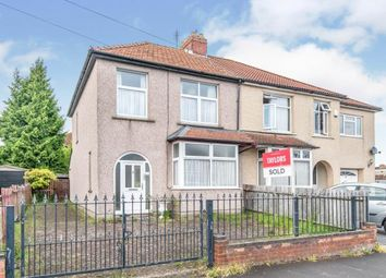 Thumbnail 3 bed semi-detached house for sale in Northville Road, Filton, Bristol, City Of Bristol