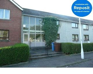 Thumbnail 2 bed flat to rent in Gillway, Rosyth, Fife