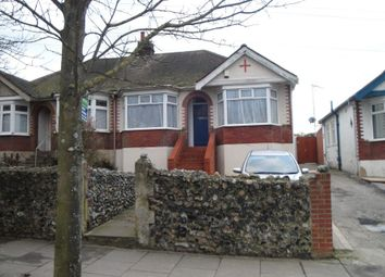 Thumbnail 2 bedroom semi-detached bungalow for sale in Nethercourt Hill, Ramsgate