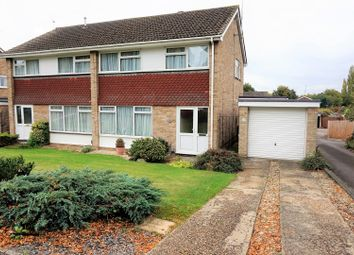 Thumbnail 3 bed semi-detached house for sale in Claremont Road, Maidstone