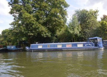 Thumbnail 1 bedroom houseboat for sale in Ash Island, East Molesey