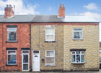 Thumbnail 2 bedroom terraced house for sale in Victoria Street, Hucknall, Nottingham