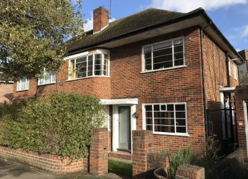 Thumbnail 2 bed maisonette to rent in St. James's Court, Grove Crescent, Kingston Upon Thames