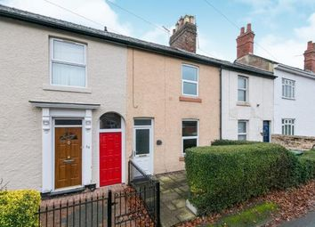 Thumbnail 2 bed terraced house for sale in Park Street, Wrexham