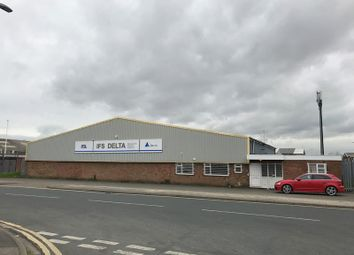 Thumbnail Light industrial for sale in Due To Relocation, 14 Armstrong Street, Grimsby, North East Lincolnshire