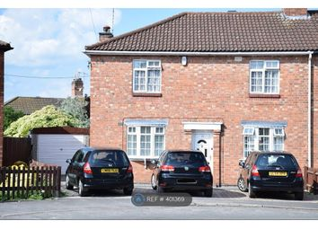 Thumbnail 3 bed end terrace house to rent in Thorpewell, Leicester
