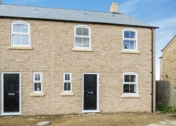 Thumbnail 3 bed semi-detached house for sale in Oilmills Road, Ramsey Mereside, Ramsey, Huntingdon