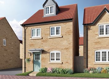 """Thumbnail 4 bedroom detached house for sale in """"The Aslin"""" at Isemill Road, Burton Latimer, Kettering"""