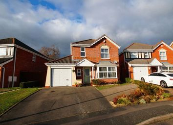 Thumbnail 4 bed detached house for sale in Clarendon Close, Redditch