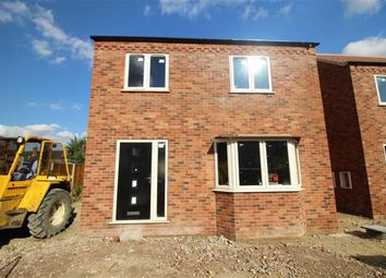 Thumbnail 3 bed detached house for sale in Prospect Place, Market Rasen
