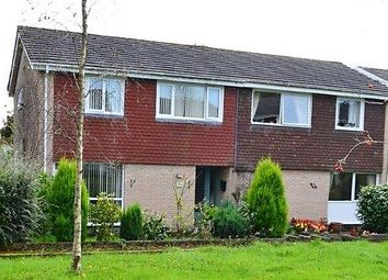 Thumbnail 3 bed semi-detached house to rent in Trevillis Park, Liskeard, Cornwall