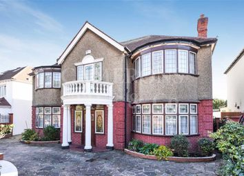 Thumbnail 4 bed detached house for sale in Christchurch Avenue, Brondesbury Park, London