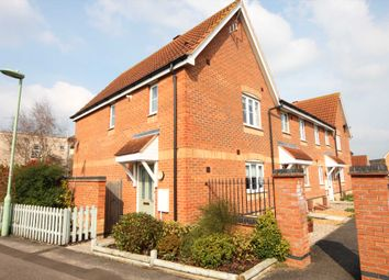 Thumbnail 2 bed end terrace house to rent in Barley Close, Newmarket