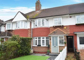 Thumbnail 4 bed terraced house for sale in Old Manor Drive, Whitton, Twickenham