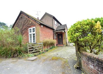 Thumbnail 4 bed cottage for sale in Maywood Drive, Camberley, Surrey