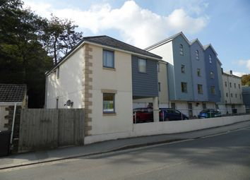 Thumbnail 1 bed flat to rent in Valley Road, Mevagissey, St Austell, Cornwall