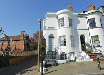 Thumbnail 4 bed end terrace house for sale in Guildford Lawn, Ramsgate
